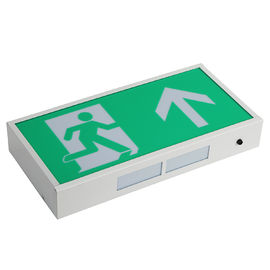 Akumulatory Led Exit Signs, Emergency Battery Powered Exit Sign Lights z 3 latami dostawca